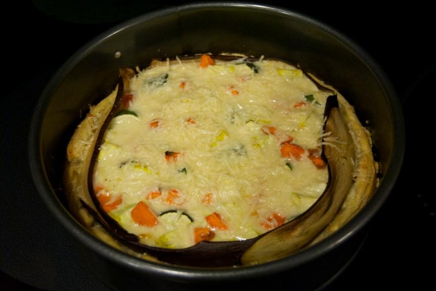 Tortes are for VegetablesToo